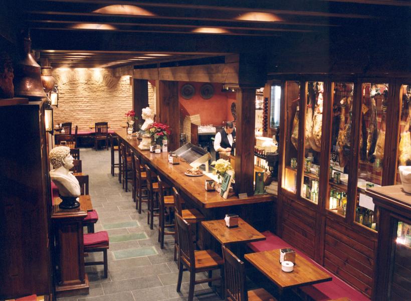 restaurantes en el centro de sevilla restaurante lujo